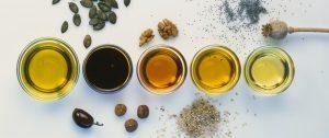 L'enrichissement des repas - Les huiles